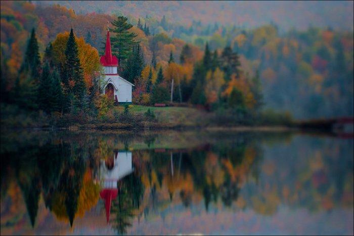 Осенние пейзажи (50 фото)