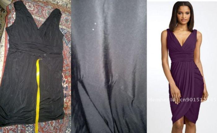 Ожидание и реальность при покупке одежды из Китая (36 фото)