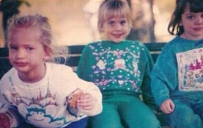 Дженнифер Лоуренс в детстве (31 фото)