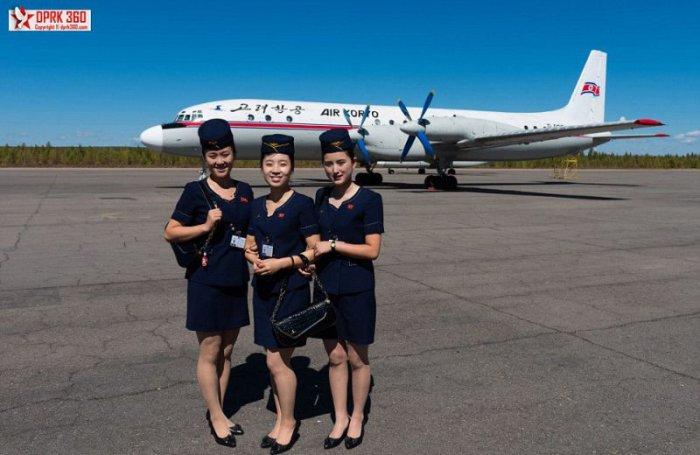 Авиалинии Северной Кореи (22 фото)