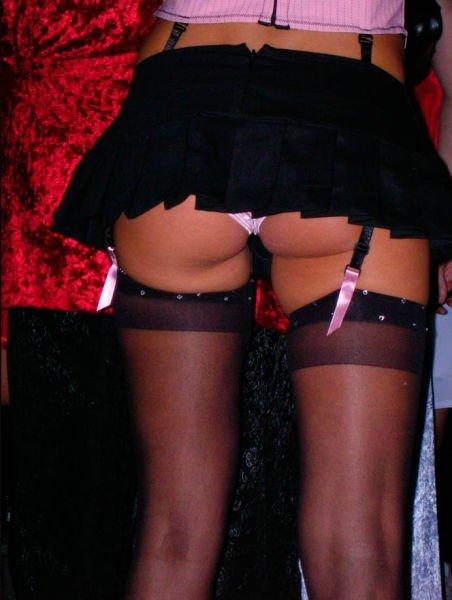 Девушки на вечеринках в честь Хэллоуина (62 фото)
