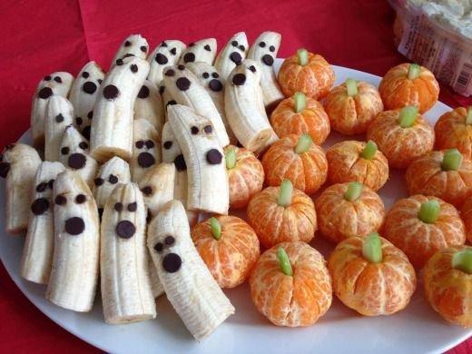 Угощения на Хэллоуин (25 фото)
