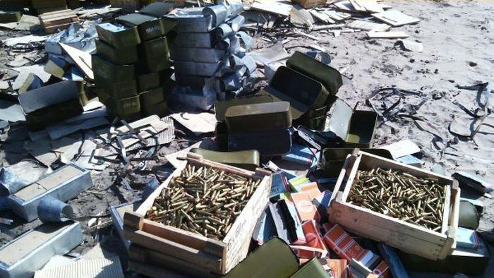 Что делают с просроченными боеприпасами (24 фото)