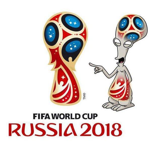Эмблема Чемпионата мира по футболу в России (11 фото)