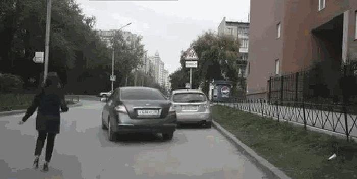 Как угоняют машины (4 фото)