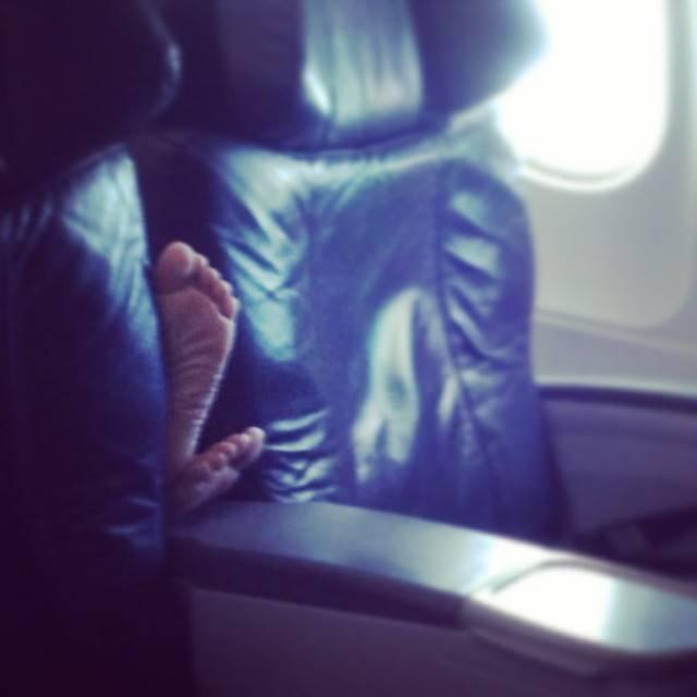 Ужасные пассажиры самолетов (26 фото)
