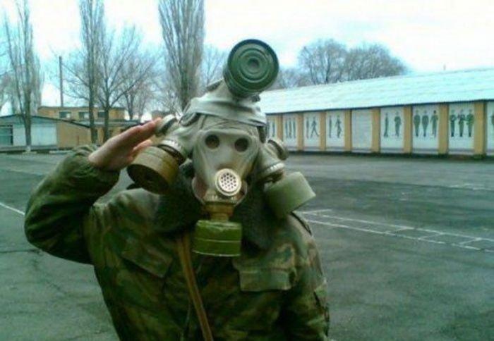Армейские приколы (25 фото)