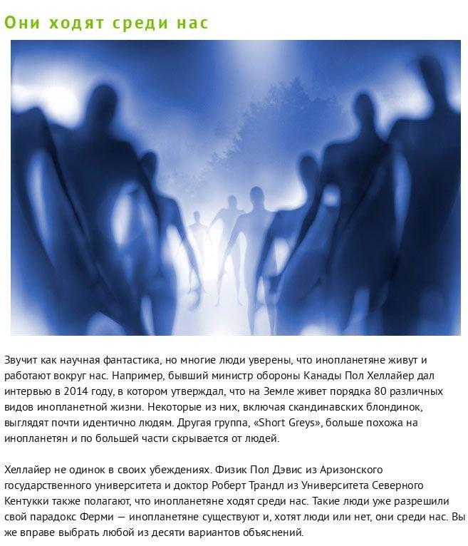 Почему мы до сих пор не встретили инопланетян (10 фото)