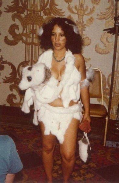 Косплей в 1980х (24 фото)
