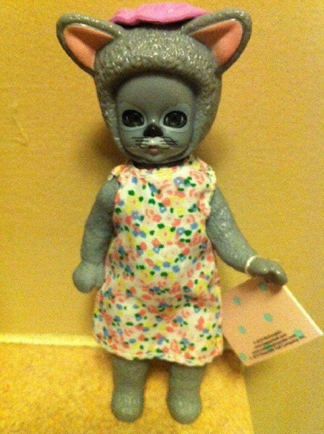 Странные детские игрушки (17 фото)