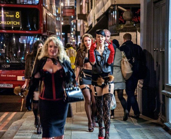 Шордич - хипстерский район Лондона (22 фото)