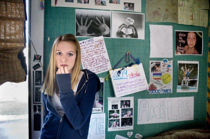 Комнаты молодых девушек (36 фото)