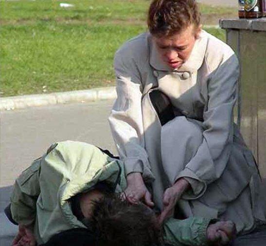 Первая помощь по-русски (5 фото)