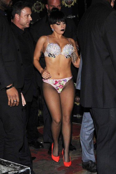 Леди Гага (10 фото)