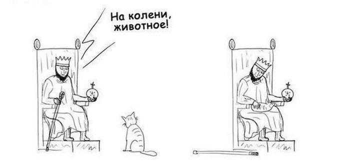 Загонные комиксы (19 фото)