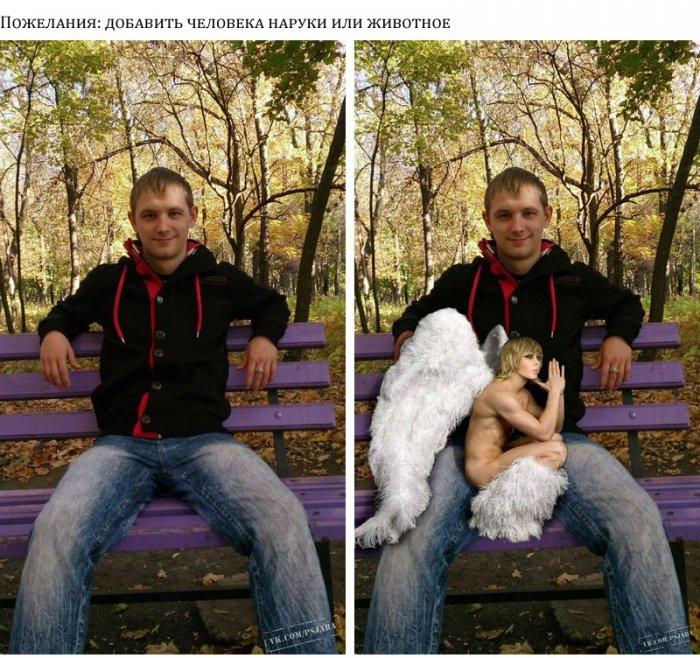 Жертвы фотошопа (20 фото)