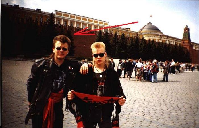 Неформалы спустя 20 лет (28 фото)