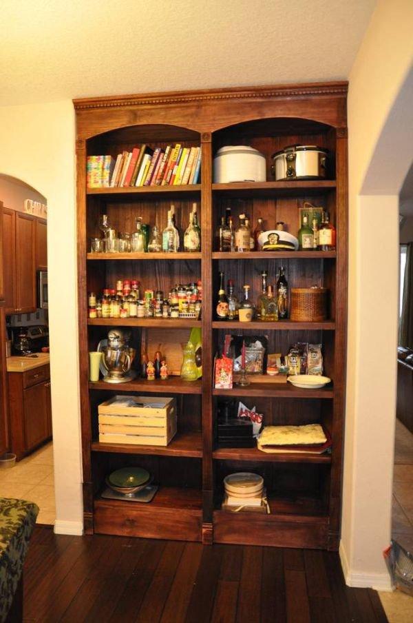 Домашний минибар с секретом (8 фото)