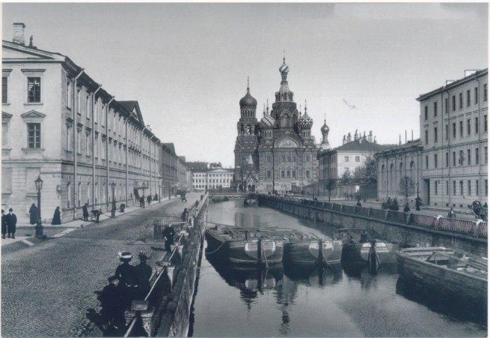 Санкт-Петербург начала 1900х годов (20 фото)