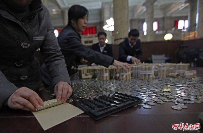 Депозит по-китайски (8 фото)