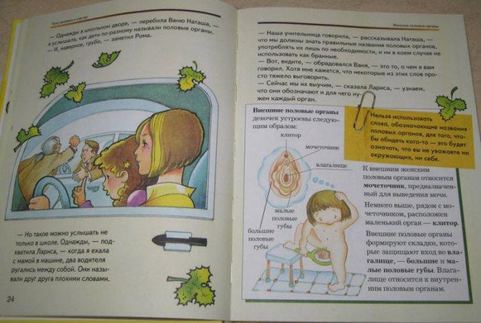 Сексуальное воспитание детей во втором классе (4 фото)
