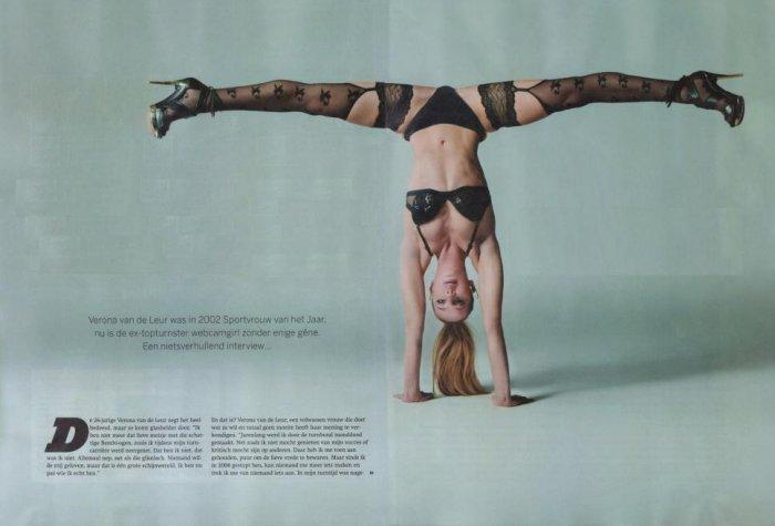 Верона ван де Люр (20 фото)