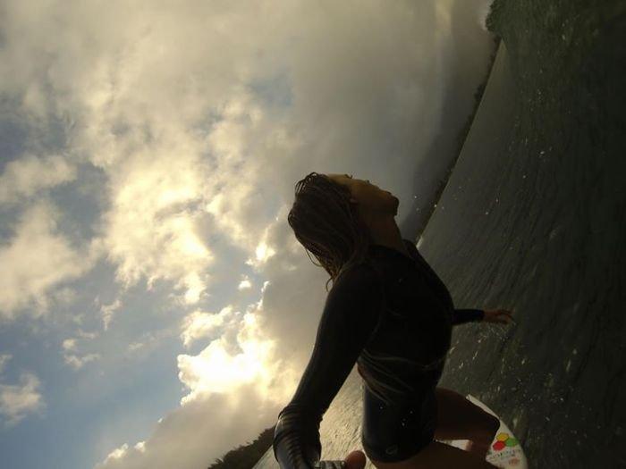 Сексуальная серфингистка (30 фото)