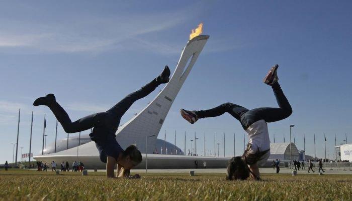 Зимняя Олимпиада? (24 фото)