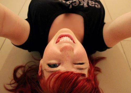 Рыжеволосые красотки (24 фото)