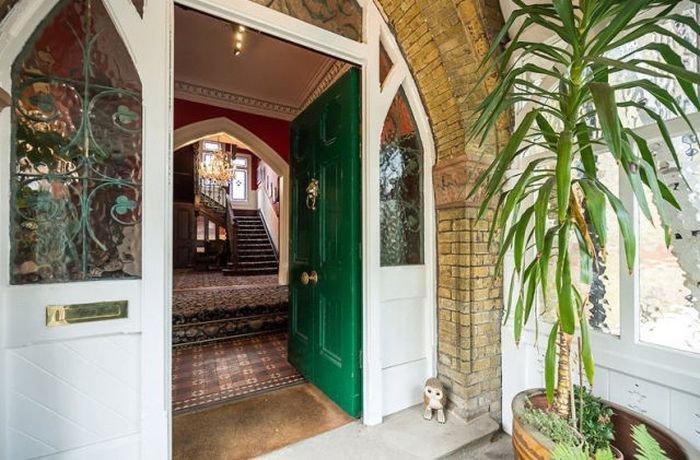 Великолепный особняк в центре Лондона (31 фото)