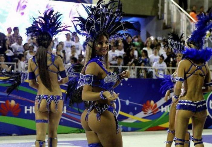 Уругвайский карнавал (42 фото)