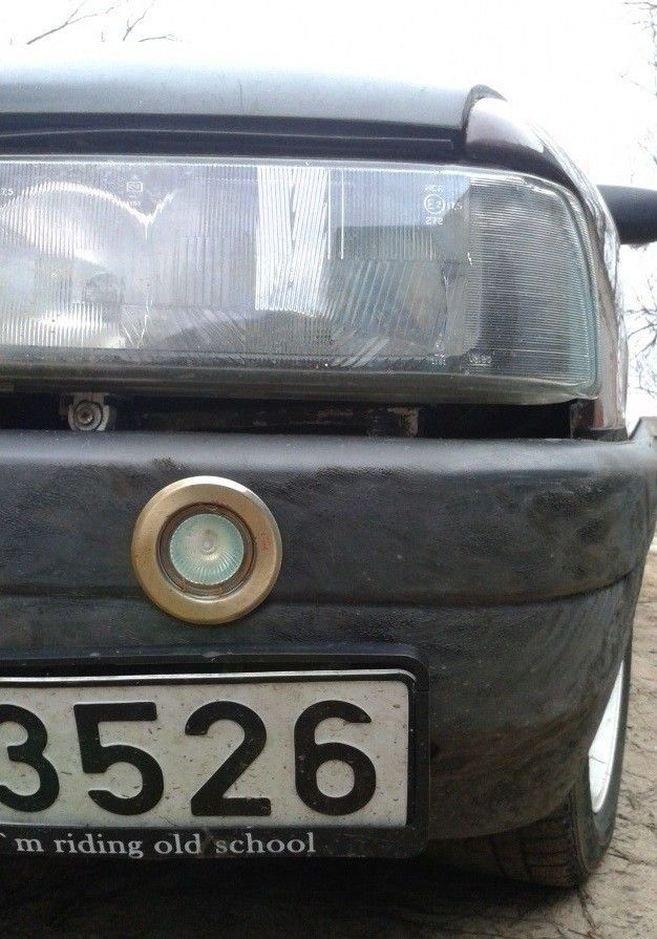 Автомобильные приколы. Часть 33 (30 фото)
