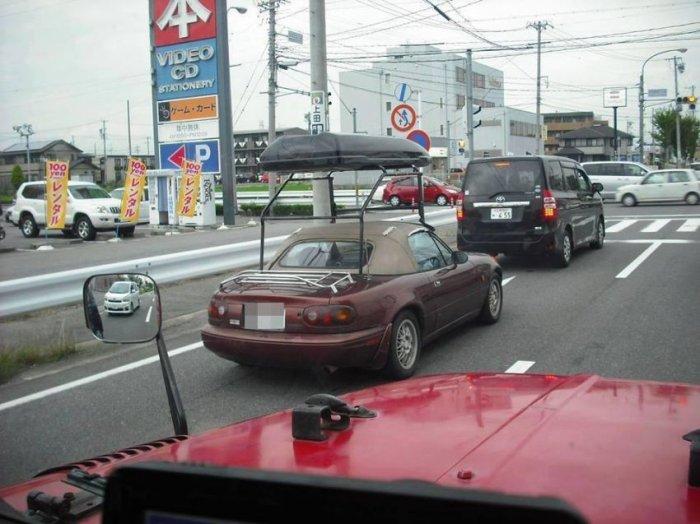 Автомобильные приколы. Часть 35 (31 фото)