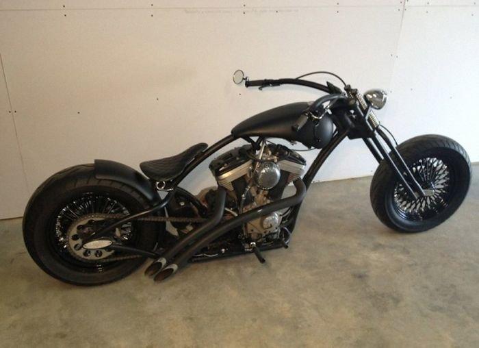 История покупки мотоцикла на ebay (11 фото)
