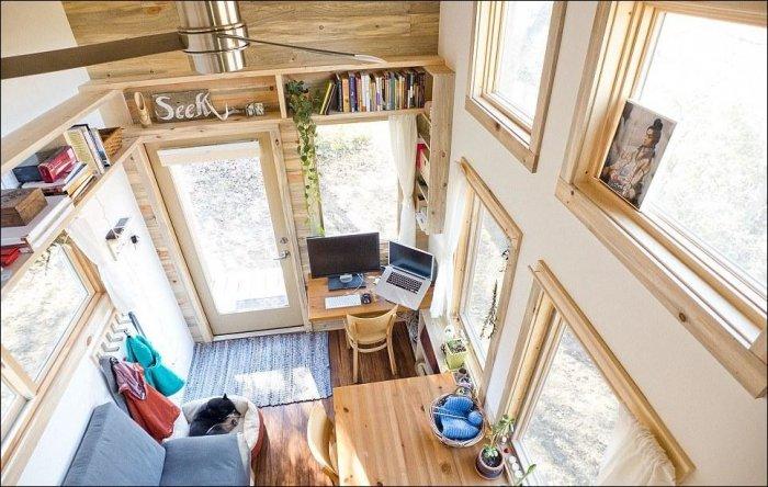 Дом веб-дизайнера (19 фото)