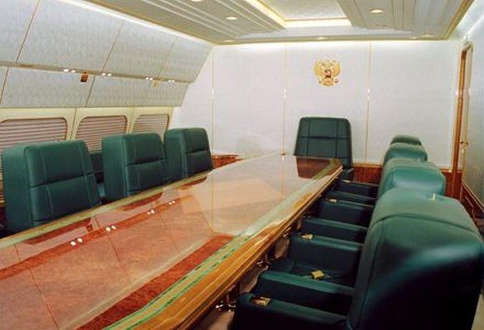 Самолет президента России (42 фото)
