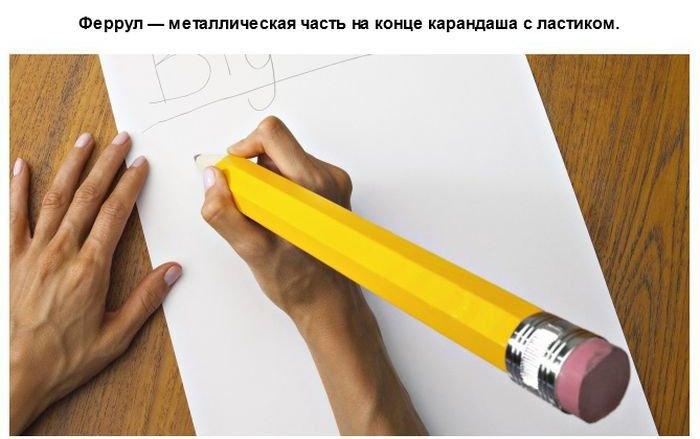Малоиспользуемые слова (25 фото)