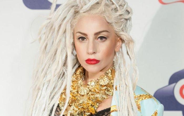 Lady Gaga без макияжа (5 фото)