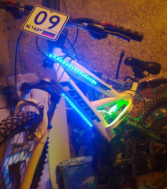 Тюнинг велосипедов (34 фото)