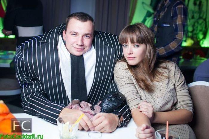 Посетители клубов в Москве (47 фото)