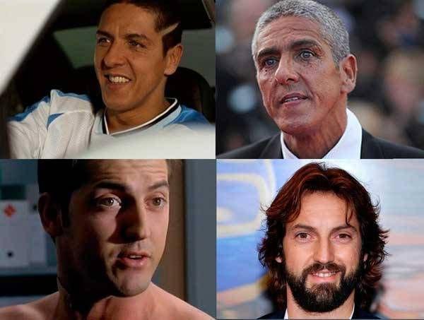 Актеры фильма Такси раньше и сейчас (3 фото)