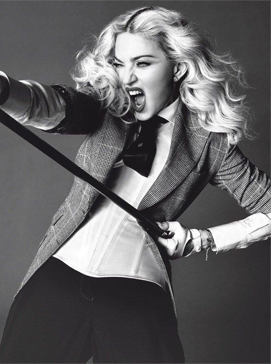 Мадонна (7 фото) НЮ!