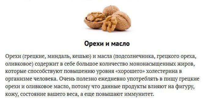 Полезные продукты (20 фото)