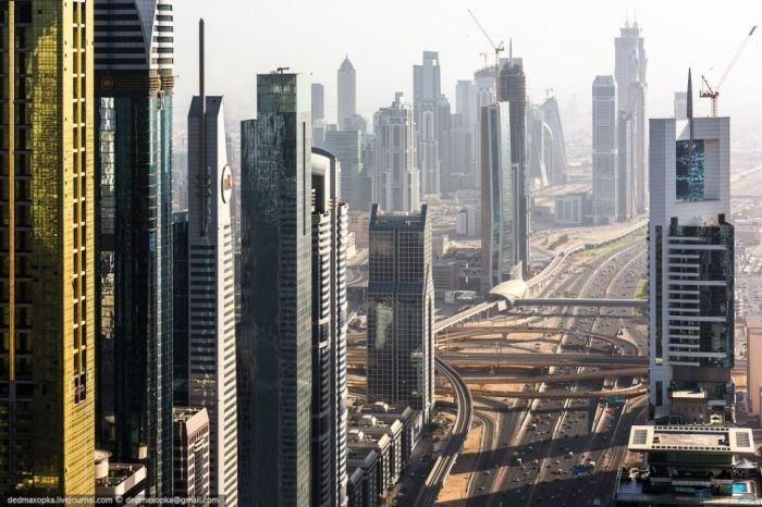 Панорамы Дубая (60 фото)