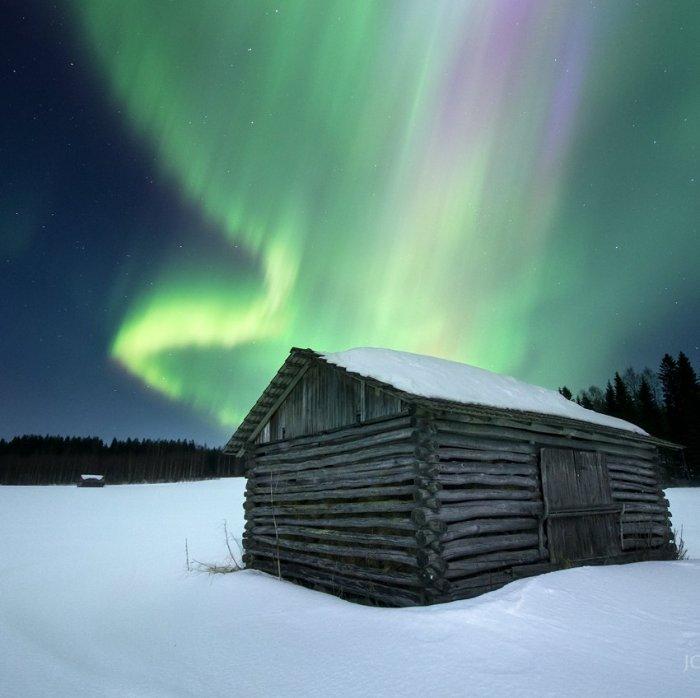 Красоты Финляндии (25 фото)