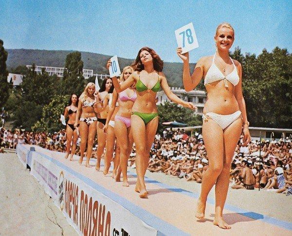 Девушки из СССР (20 фото)