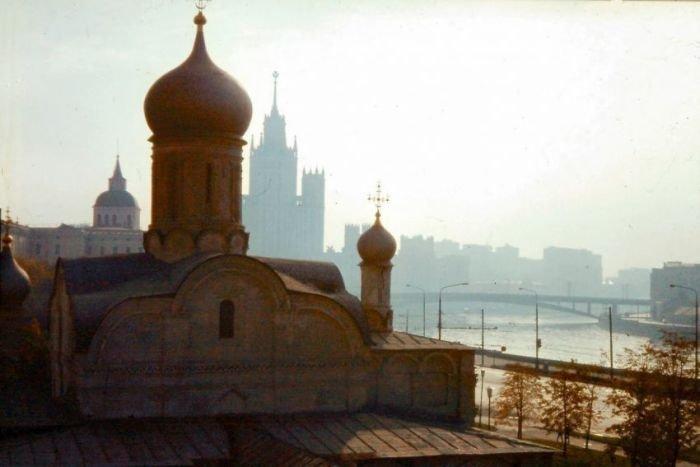 Москва в 1970 году (50 фото)
