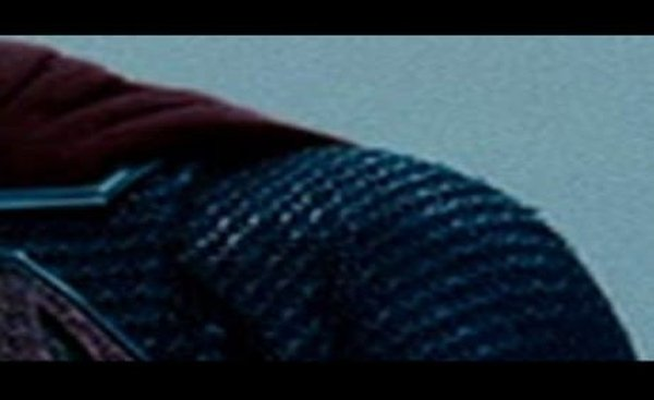 Секретный материал костюма Супермена (7 фото)