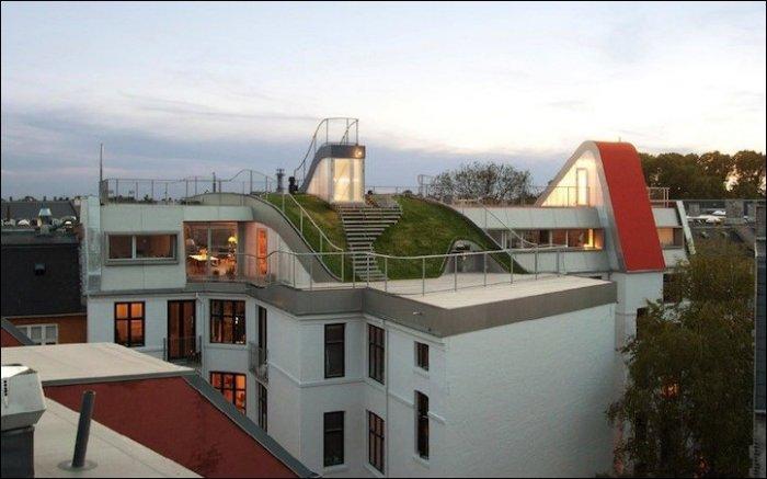 Необычные крыши (31 фото)