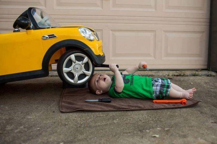 Автомобильные приколы. Часть 36 (35 фото)